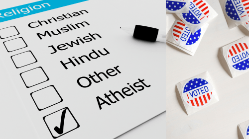 Being an Agnostic Moderate Conservative