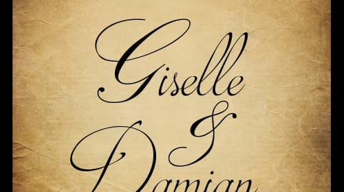 The Story of Giselle & Damian