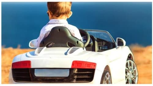4 Important Qualities That You Want in an Electric Ride On Car