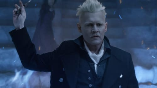 Johnny Depp Is Exiting From Fantastic Beasts 3