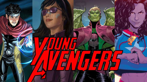 Marvel's MCU Young Avengers Cast