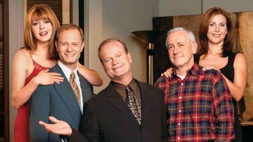 Frasier Reboot: Recasting The Main Cast