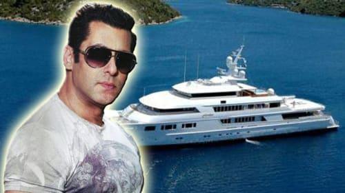 How Indian Millionaire Salman Khan Spent $100 Million Dollars