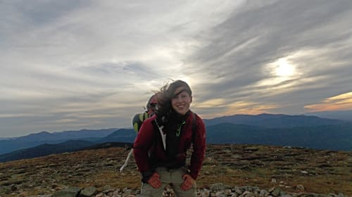 How I Got the Nerve to Go Backpacking Alone