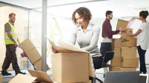 Tips for a Smooth Office Moving