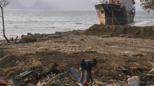 By 2030, half of the world's population will live in tsunami-prone areas