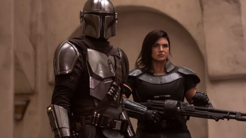 Check Out The New Teaser For 'The Mandalorian' Featuring The Krayt Dragon