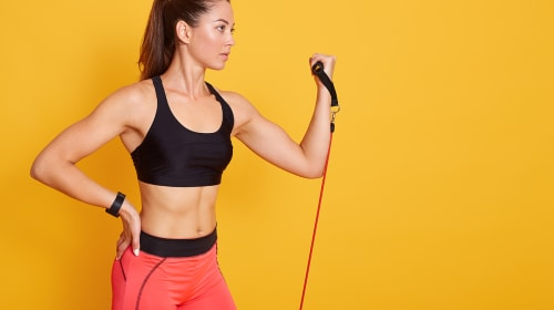 How To Do Perfect Home Workouts Using The Power of Resistance Bands