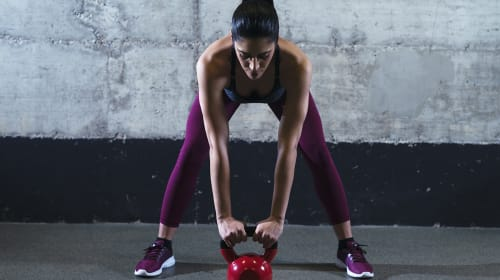 How To Do Perfect Home Workouts Using Kettlebells