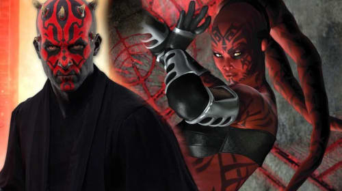 George Lucas' Sequels Would Have Featured Darth Maul And Darth Talon