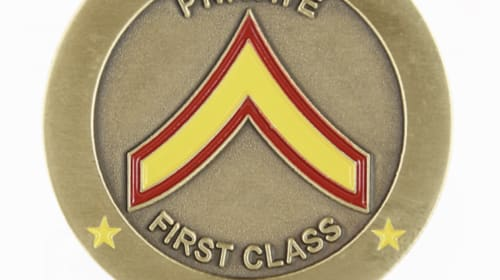Marine Corps Stories: Perfect for Cleaning