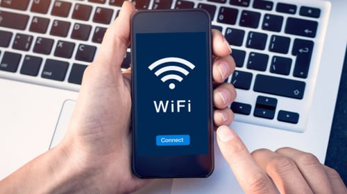 How to Get WiFi without internet