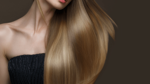 How to repair damaged hairs