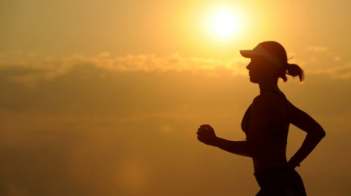 Can exercising really improve your skin?