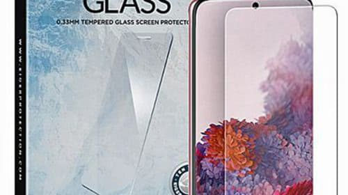 Best Screen Protectors for the Samsung Galaxy S20 FE