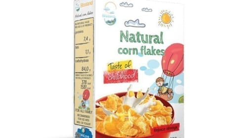 Enjoy 40% discount of Custom Cereal Boxes at gotoboxes