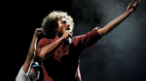 Top Ten 'Rage Against The Machine' Songs