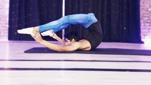 My journey as a contortionist