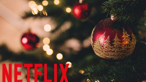 Top Five Christmas Movies on Netflix 2020.