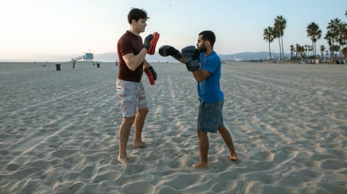 Should You Also Consider Boxing Gloves for Kickboxing?