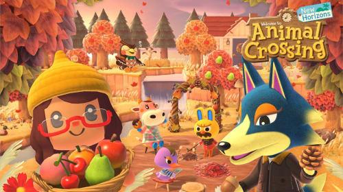 Gender Euphoria & Animal Crossing: New Horizons