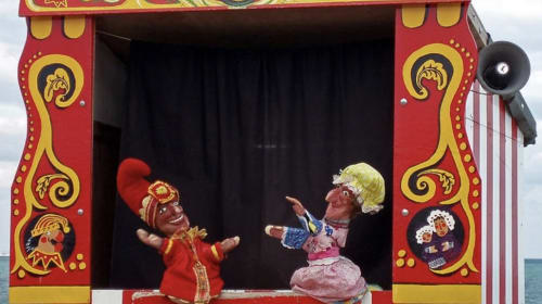 The Odd and Infamous History of Punch and Judy