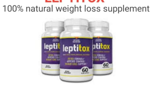 Leptitox-100%natural weight loss suppliment