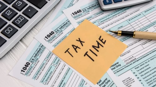 What is Personal Tax Return