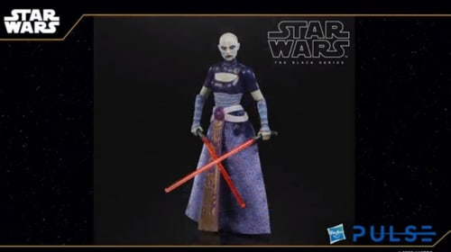 Asajj Ventress Collectible Now Available