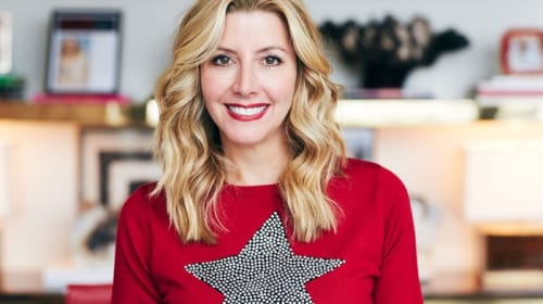 Entrepreneurship Lessons From Sara Blakely's Masterclass