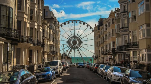 Why Untraditional Bride's Love Brighton
