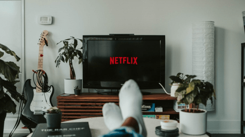 Make the Most of Social Distancing With These Netflix Hacks
