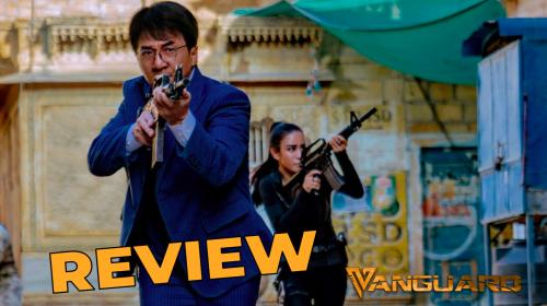 'Vanguard' Review—An Acceptable Adventure