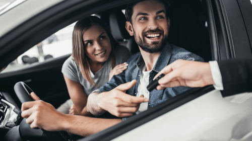 Guide On Buying Your First Car Online