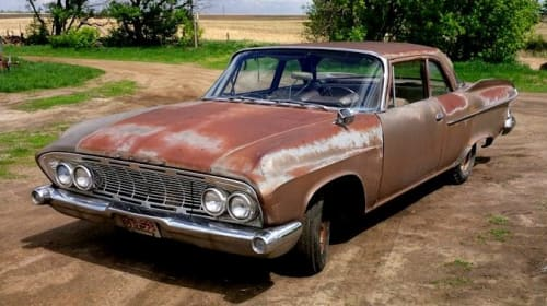Reviving A Car That Sat For Five Years
