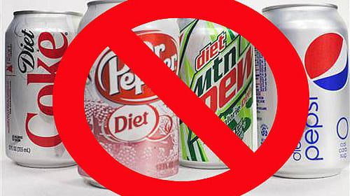 Diet Drinks Are Just As Bad For You As Sugar-Sweetened Beverages