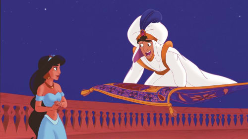 """My Review of """"Aladdin (1992)"""""""