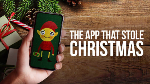 The App That Stole Christmas - review (Netflix)