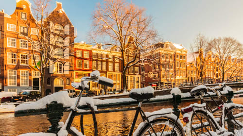 Top 5 Attractions to visit for your Winter trip to Amsterdam