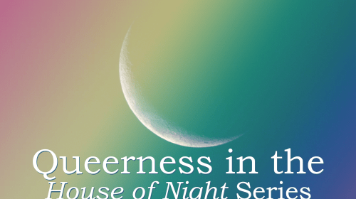 """I don't really think he counts as a guy."" Queerness in the House of Night Series"
