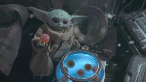 Daisy Ridley Speaks On Baby Yoda Egg Incident