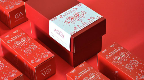 5 Best Custom Boxes for Christmas Packaging