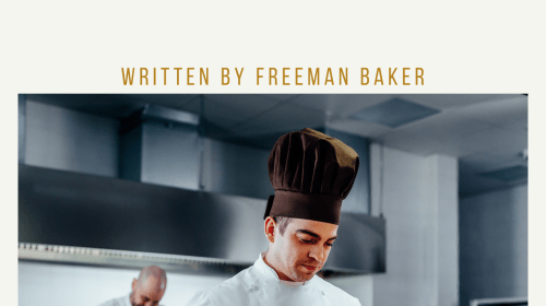 Hardships, communication, and balance in the kitchen