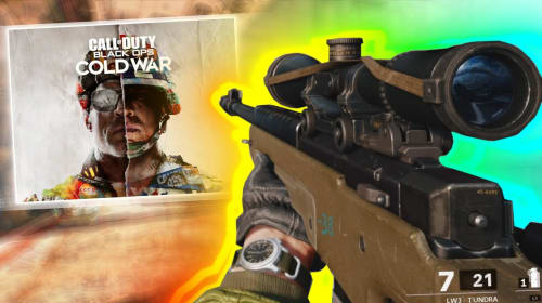 Call of Duty: Black Ops Cold War – The Most Powerful Sniper