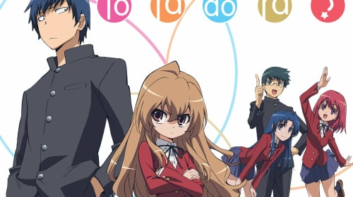 One of the Best Shoujo Animes of the 2000s – ToraDora!