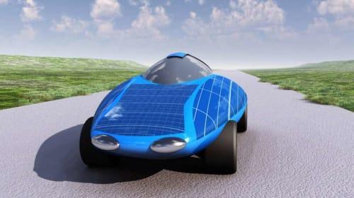 A Solar Car Benefits