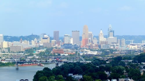 10 Coldest Weather Temperature Days Ever Recorded in Cincinnati, Ohio