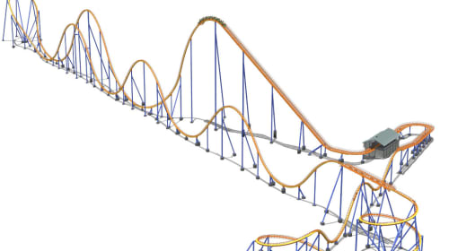 Weight loss is a rollercoaster not a slide