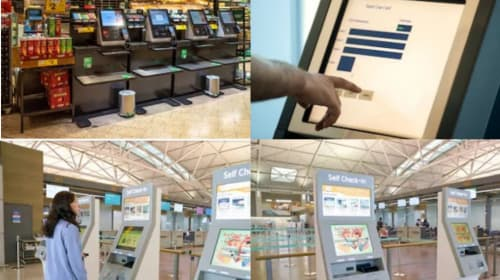 Using Point of Sale Kiosks For Your Businesses