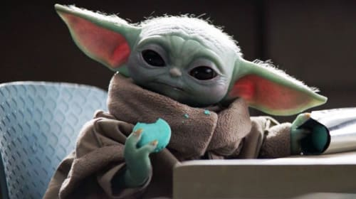 How To Buy Baby Yoda's Space Macarons